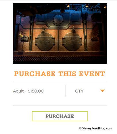 Screenshot from the Patina Restaurant Group website