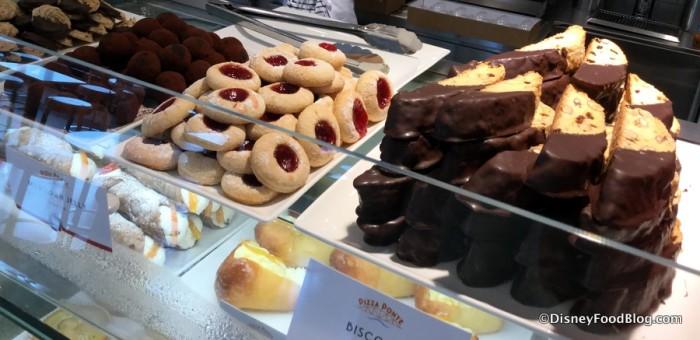 Biscotti, Thumbprint Cookies, and Chocolate Truffles