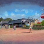 Opening Season Announced for Disney Skyliner Gondola Transportation System for Walt Disney World!