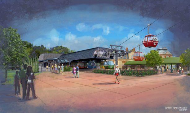 Copyright Disney Parks Blog