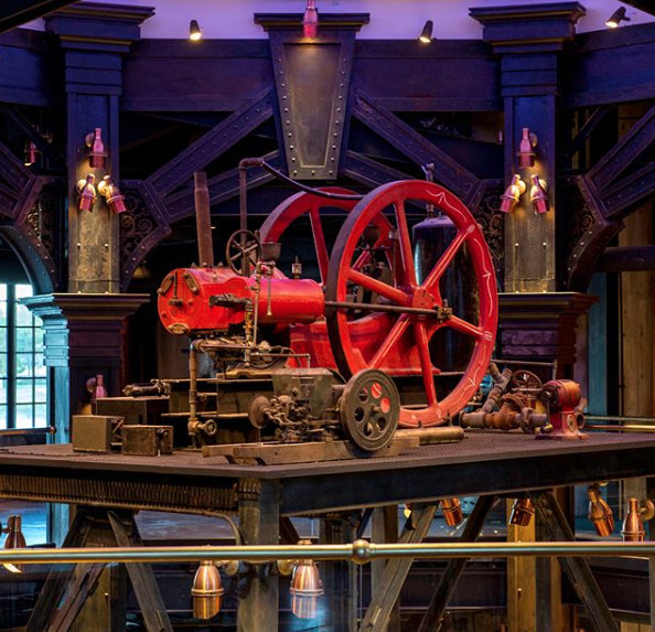 The Edison Sneak Peek ©Disney
