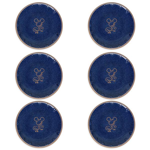 mickey plates