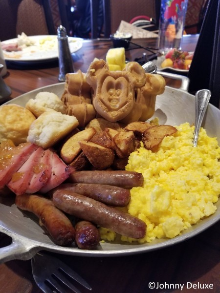 Love this breakfast!