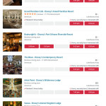 News: Select Disney World Resort Restaurants Now Available to Reserve on OpenTable