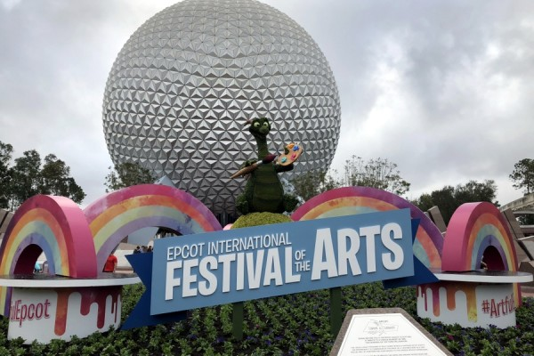 2019 Epcot Festival of the Arts Details! Food Studio Booth MENUS, Workshop Reservations, and MORE!