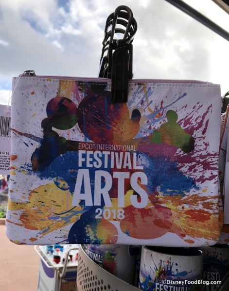2018 Festival of the Arts Merchandise