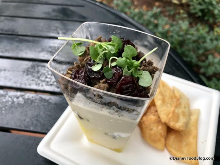 Hummus Trifle