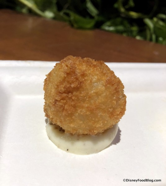 Gallery Bites - Risotto Ball
