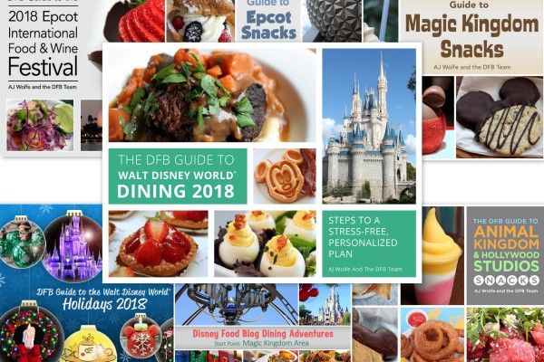 Happy St. Patrick's Day! Celebrate with 40% off ALL of our Disney Dining Guides!