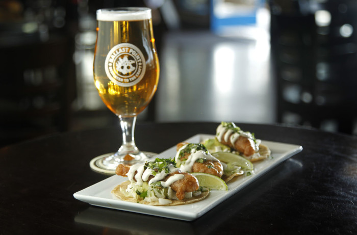 Baja Fish Tacos ©BallastPoint