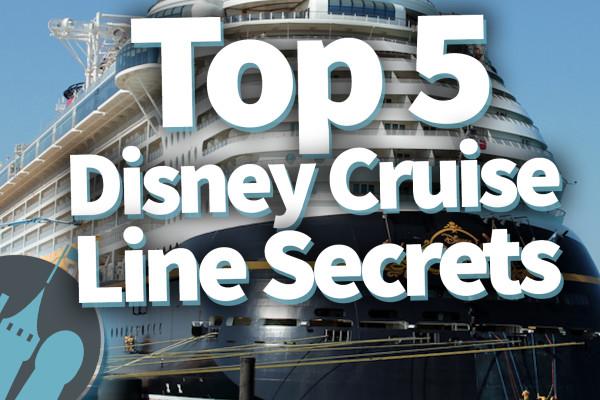 DFB Video: Top 5 Disney Cruise Line Dining Secrets