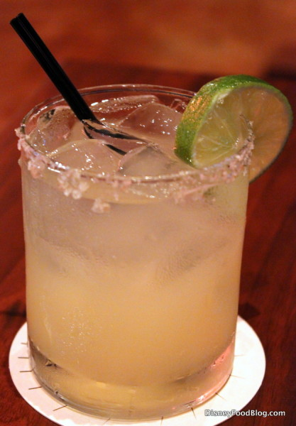 Lightning Rod Margarita
