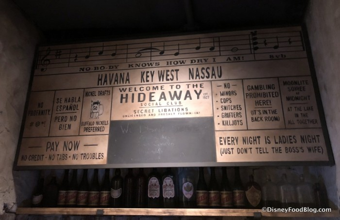 Enzo's Hideaway and Tunnel Bar