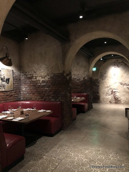 Enzo's Hideaway Tunnel Bar and Restaurant