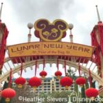 Lunar New Year Booths and Prices are Up at Disney California Adventure!
