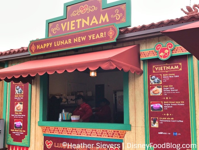 Vietnam Booth for Lunar New Year