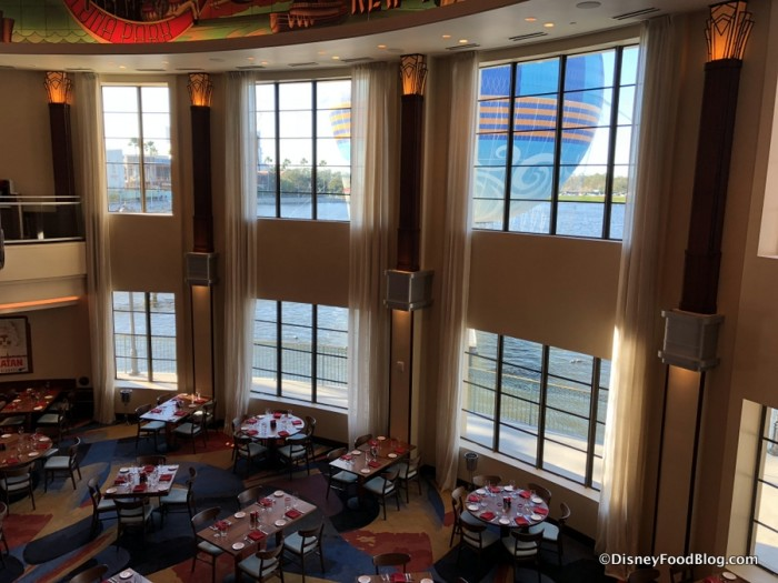Windows with Lake Buena Vista views