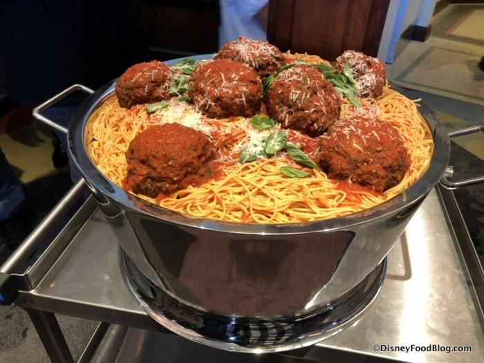 Giant Spaghetti