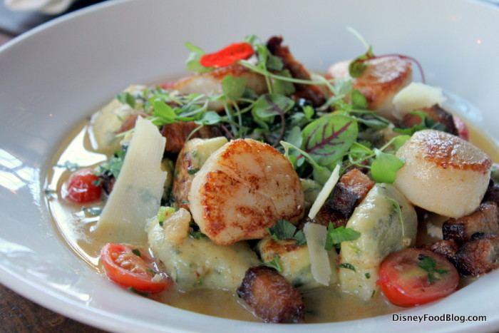 Gnocchi Sea, Gnocchi Do at Raglan Road