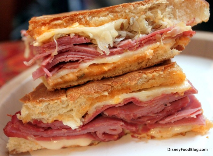 Reuben Sandwich