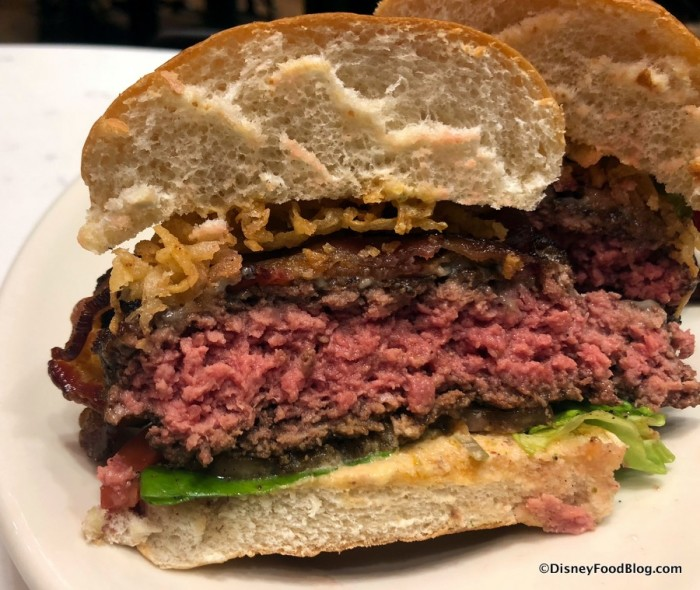The Edison Burger