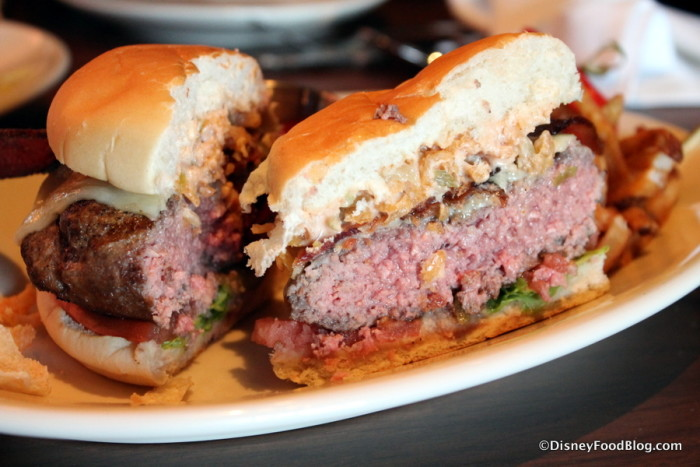 The Edison Burger