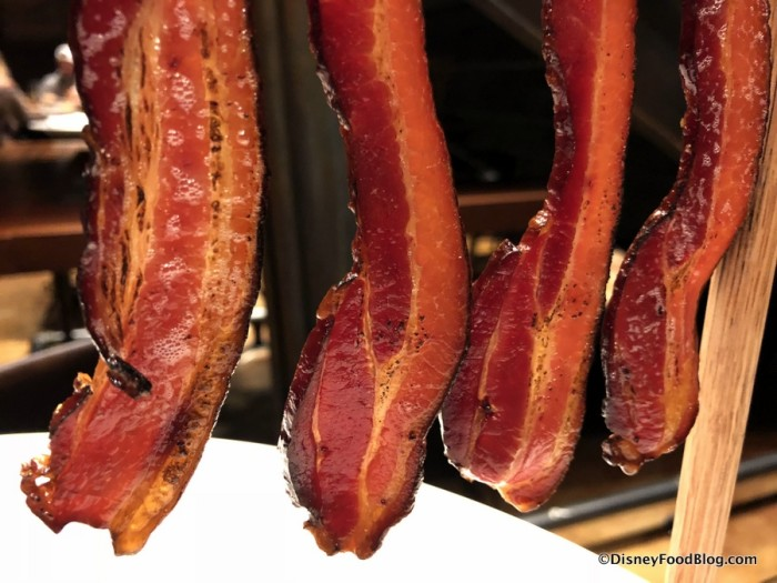 DB Clothesline Candied Bacon