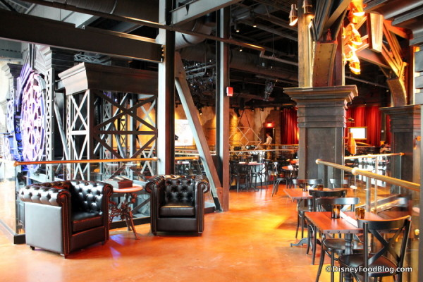 Lunch AND Dinner Review: The Edison in Disney Springs