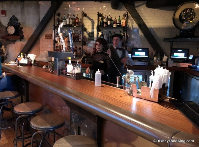 Upstairs Bar