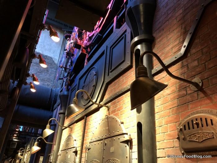 The Edison atmosphere