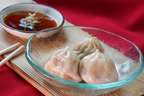 Pork Soup Dumplings ©Disney