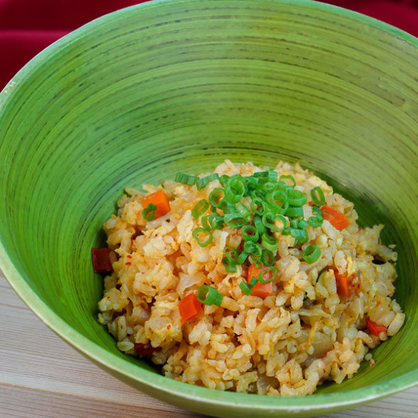 Vegetable Fried Rice ©Disney