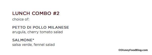 Enzo's Lunch Combo #2