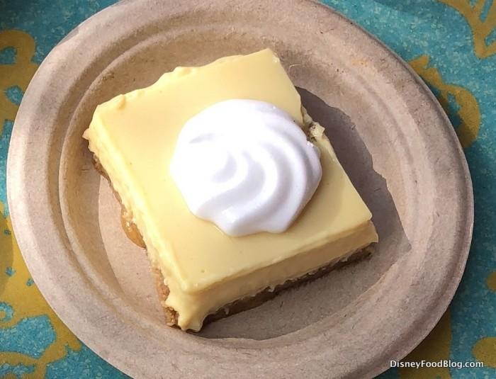 Key Lime Pie at Flame Tree Barbecue