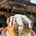 Get it! Gaston's Tavern Now Gives a Cup of Icing for Guests Who Want All the Good Stuff!
