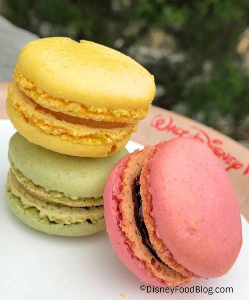 Macaron Trio