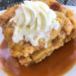 MY NEW FAVORITE DISNEY DESSERT: Toffee Bread Pudding at House of Blues in Disney World