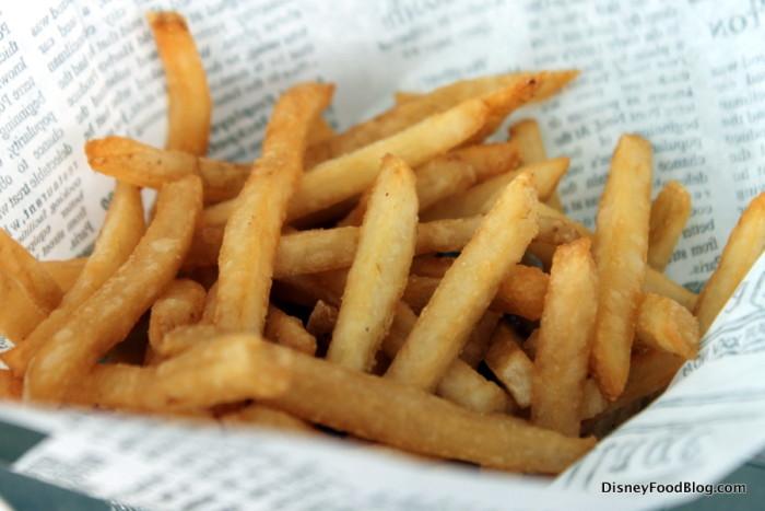 """Truffle"" Fries"