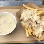 News and Review: Canadian Cheddar Cheese Soup and Poutine Debut at Epcot's Refreshment Port!
