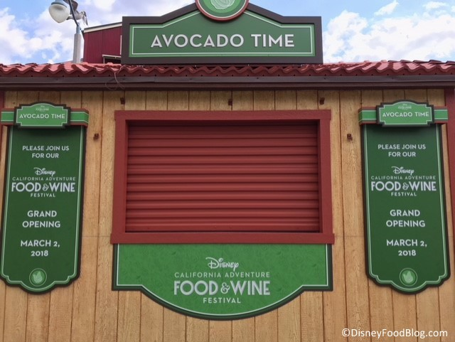 Avocado Time Booth