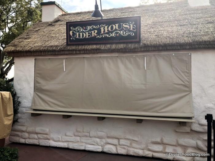 Cider House 2018
