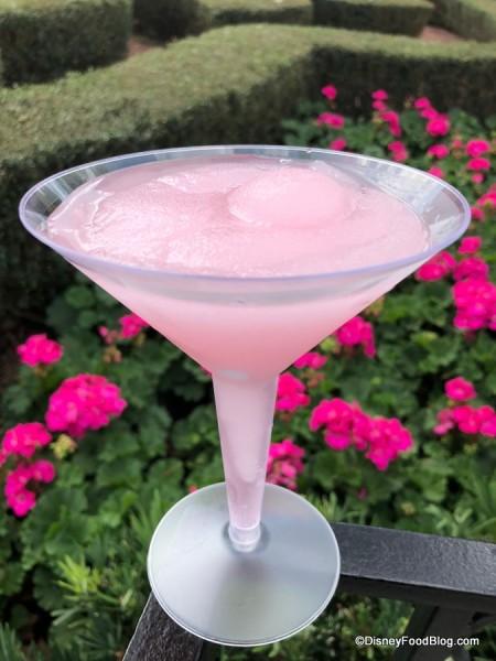 La Vie en Rose Frozen Slushy