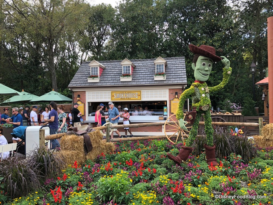 2019 epcot flower and garden festival dates and details - Epcot flower and garden concerts ...