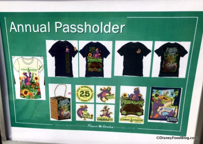 Annual Passholder merchandise