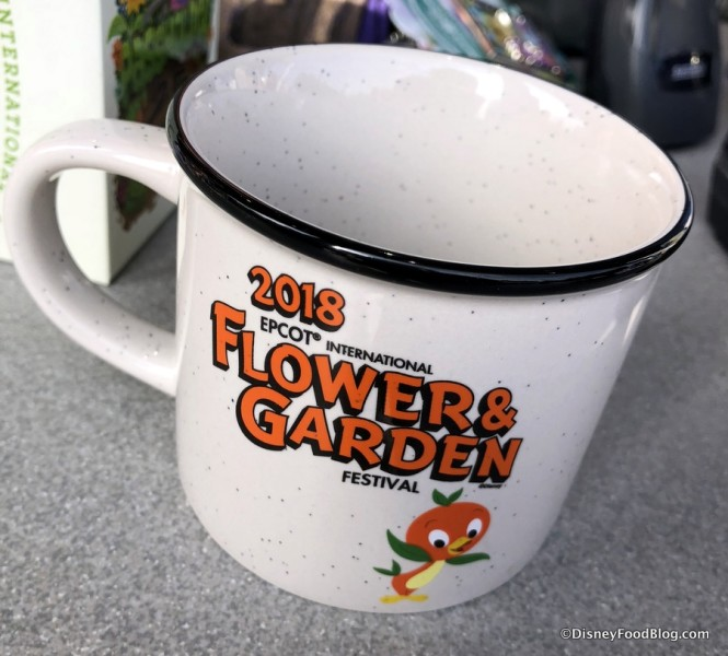 2018 Flower and Garden Festival coffee mug