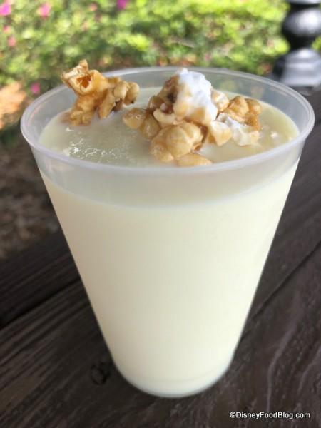 Maple Popcorn Shake
