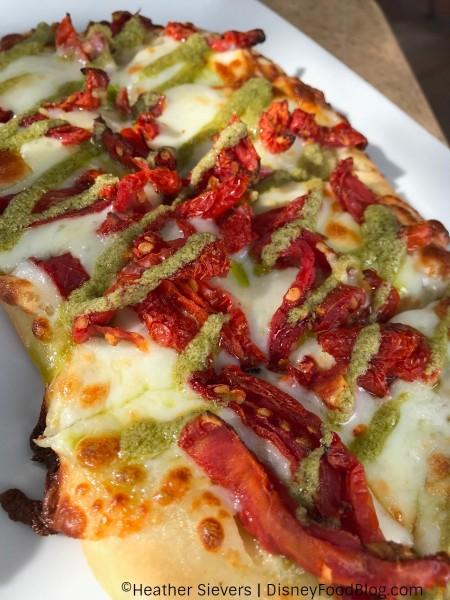 Sun-Dried Tomato Flatbread