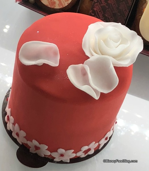Pretty Petite Tea Time Cake from Amorette's