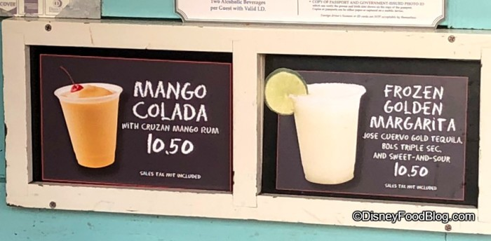 Mango Colada at Anaheim Produce