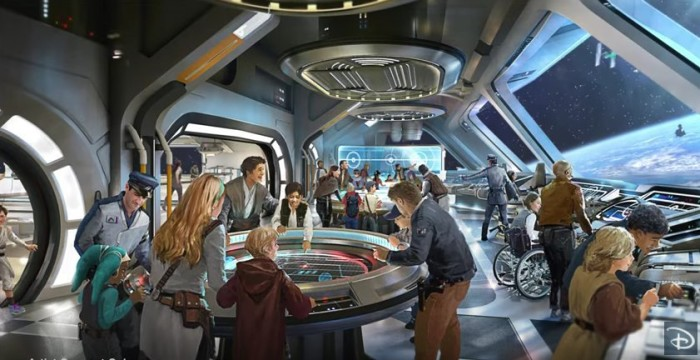 Star Wars-Inspired Resort ©Disney